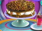 caramel-layer-cake-cooking