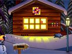 Diamond Hunt 10 Christmas House Escape
