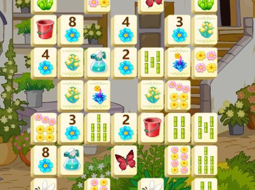 Flower Mahjong Connect