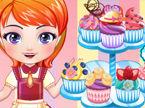 Little Cupcake Maker Mobile