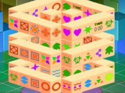 Mahjong 3D Time