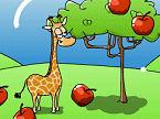Giraffe Above