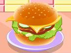 Cooking perfect burger