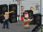 PRESIDENTS VS. TERRORISTS