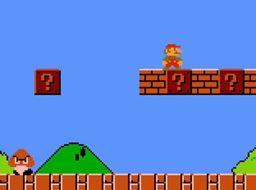 SUPER MARIO – SAVE PEACH